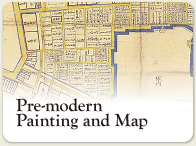 Pre Modern Painting and Map